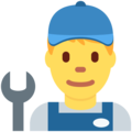 Man Mechanic on Twitter Twemoji 11.3