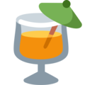 Tropical Drink on Twitter Twemoji 11.3