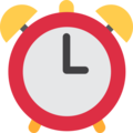 Alarm Clock on Twitter Twemoji 12.0