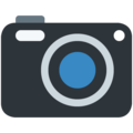 Camera on Twitter Twemoji 12.0