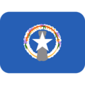Flag: Northern Mariana Islands on Twitter Twemoji 12.0