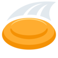 Flying Disc on Twitter Twemoji 12.0
