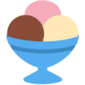 Ice Cream on Twitter Twemoji 12.0