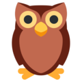 Owl on Twitter Twemoji 12.0