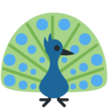 Peacock on Twitter Twemoji 12.0