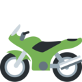 Motorcycle on Twitter Twemoji 12.0