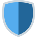 Shield on Twitter Twemoji 12.0