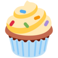 Cupcake on Twitter Twemoji 12.1