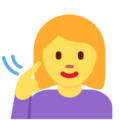Deaf Woman on Twitter Twemoji 12.1