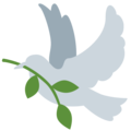 Dove on Twitter Twemoji 12.1