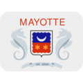 Flag: Mayotte on Twitter Twemoji 12.1