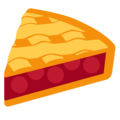 Pie on Twitter Twemoji 12.1