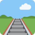 Railway Track on Twitter Twemoji 12.1