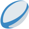 Rugby Football on Twitter Twemoji 12.1