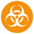 Biohazard on Twitter Twemoji 12.1.3