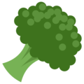 Broccoli on Twitter Twemoji 12.1.3