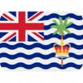Flag: British Indian Ocean Territory on Twitter Twemoji 12.1.3