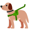 Guide Dog on Twitter Twemoji 12.1.3