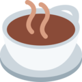 Hot Beverage on Twitter Twemoji 12.1.3
