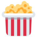 Popcorn on Twitter Twemoji 12.1.3