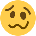 Woozy Face on Twitter Twemoji 12.1.4