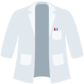Lab Coat on Twitter Twemoji 12.1.4