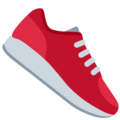Running Shoe on Twitter Twemoji 12.1.5