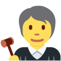 Judge on Twitter Twemoji 12.1.5