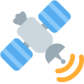 Satellite on Twitter Twemoji 13.0