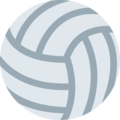 Volleyball on Twitter Twemoji 13.0