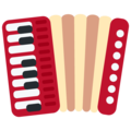 Accordion on Twitter Twemoji 13.0.1