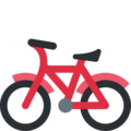 Bicycle on Twitter Twemoji 13.0.1