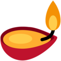 Diya Lamp on Twitter Twemoji 13.0.1