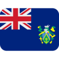 Flag: Pitcairn Islands on Twitter Twemoji 13.0.1