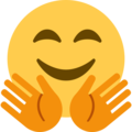 Hugging Face on Twitter Twemoji 13.0.1