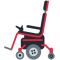 Motorized Wheelchair on Twitter Twemoji 13.0.1