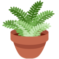 Potted Plant on Twitter Twemoji 13.0.1