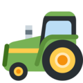 Tractor on Twitter Twemoji 13.0.1
