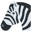 Zebra on Twitter Twemoji 13.0.1