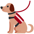 Service Dog on Twitter Twemoji 13.0.2