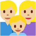 Family, Type-3 on Twitter Twemoji 2.2.1