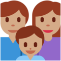 Family, Type-4 on Twitter Twemoji 2.2.1