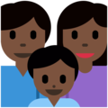 Family, Type-6 on Twitter Twemoji 2.2.1