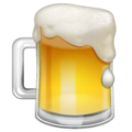 Beer Mug on WhatsApp 2.19.244