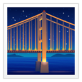 Bridge at Night on WhatsApp 2.19.244