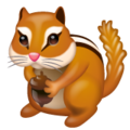 Chipmunk on WhatsApp 2.19.244
