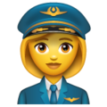 Woman Pilot on WhatsApp 2.19.244