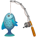 Fishing Pole on WhatsApp 2.19.244