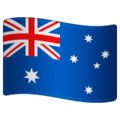 Flag: Australia on WhatsApp 2.19.244