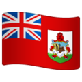 Flag: Bermuda on WhatsApp 2.19.244